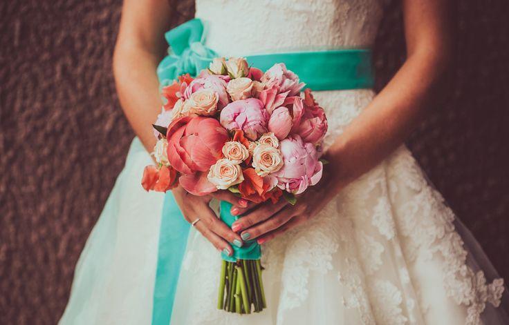 букет невесты из тюльпанов - Поиск в Google