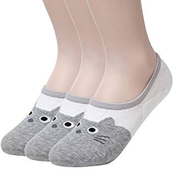 sockstheway Women Pattern slip socks without Show, low cut cat Bags Welcome  to sockstheway.