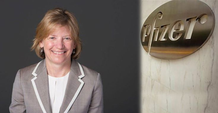 A Conversation with Laurie Olson '84, Executive Vice President at Pfizer
