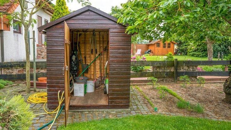Gartenhaus Fur Kaninchen Umbauen in 2020 Garden shed diy