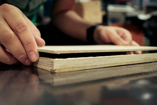 Weekend Project: Make a Wooden iPad or Tablet Case