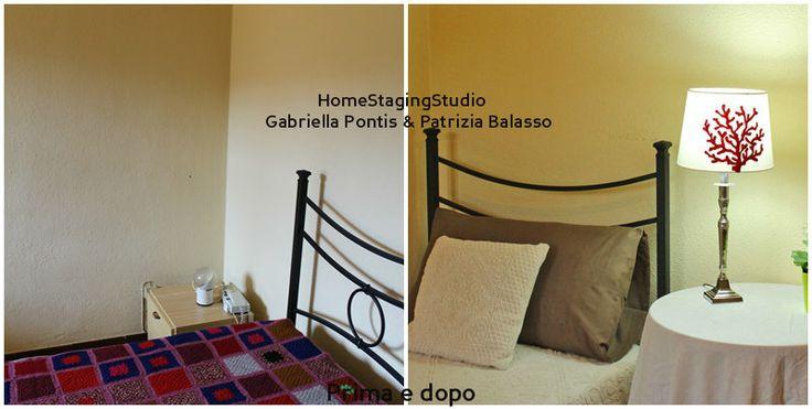 Camera singola tipo, Intervento di Home staging e fotografia realizzato presso Hotel Il Gambero, strada litoranea per Villasimius Cagliari Sardegna   http://welchomeimmobiliare.wordpress.com/2014/04/29/hotel-in-vendita-in-sardegna/