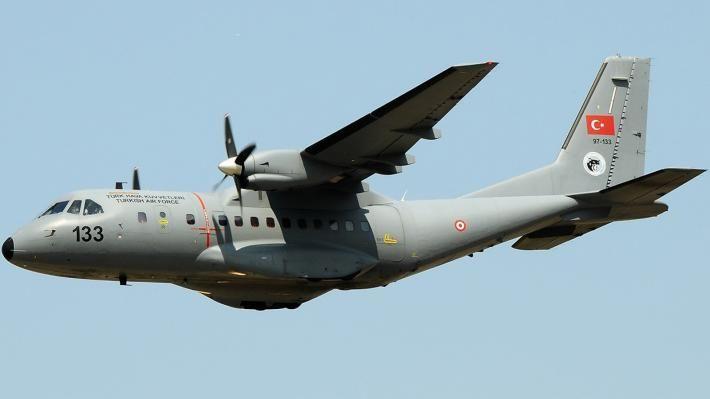 Τουρκικό αεροσκάφος ηλεκτρονικού πολέμου CN-235