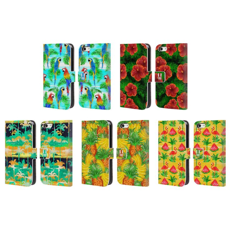 HEAD CASE DESIGNS LEATHER WALLET CASE FOR APPLE iPHONE 5C. Designed for modern lifestyle. Form meets function. This wallet conveniently features three slots to hold your credit cards and cash. Impressive prints and designs. | eBay!