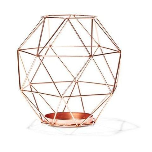 Candle Holder - $7 | 23 Clever Kmart Hacks That'll Take Your Decor To The Next Level