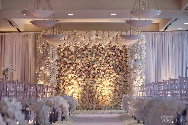 Wall Decoration For Wedding Ideas : Ideas about wedding wall decorations on