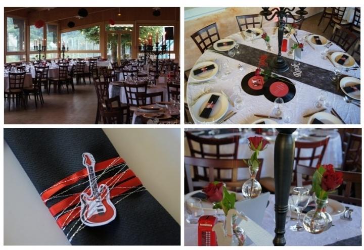 61 best mariage theme rock musique images on pinterest rockabilly wedding weddings and. Black Bedroom Furniture Sets. Home Design Ideas