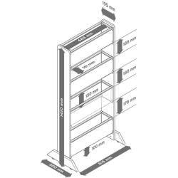 Vertikalbeet Tchibo in 2020 Vertikalbeet, Vertikal und