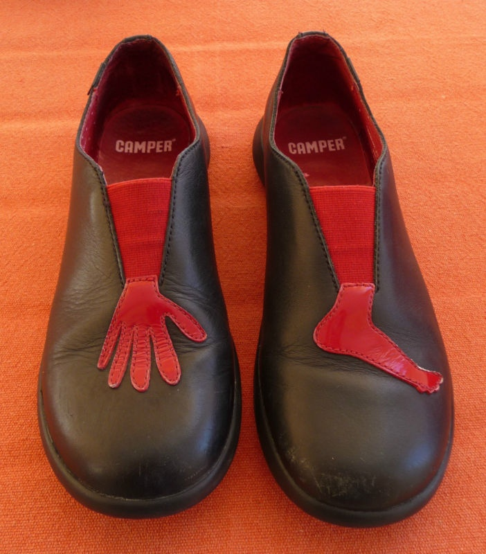 CAMPER shoes TWINS, Black
