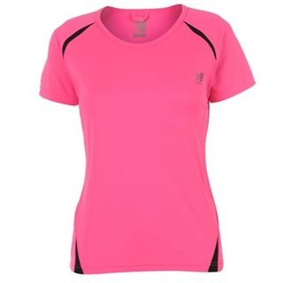 Karrimor Karrimor Short Sleeve Run TShirt Ladies from www.sportsdirect.com