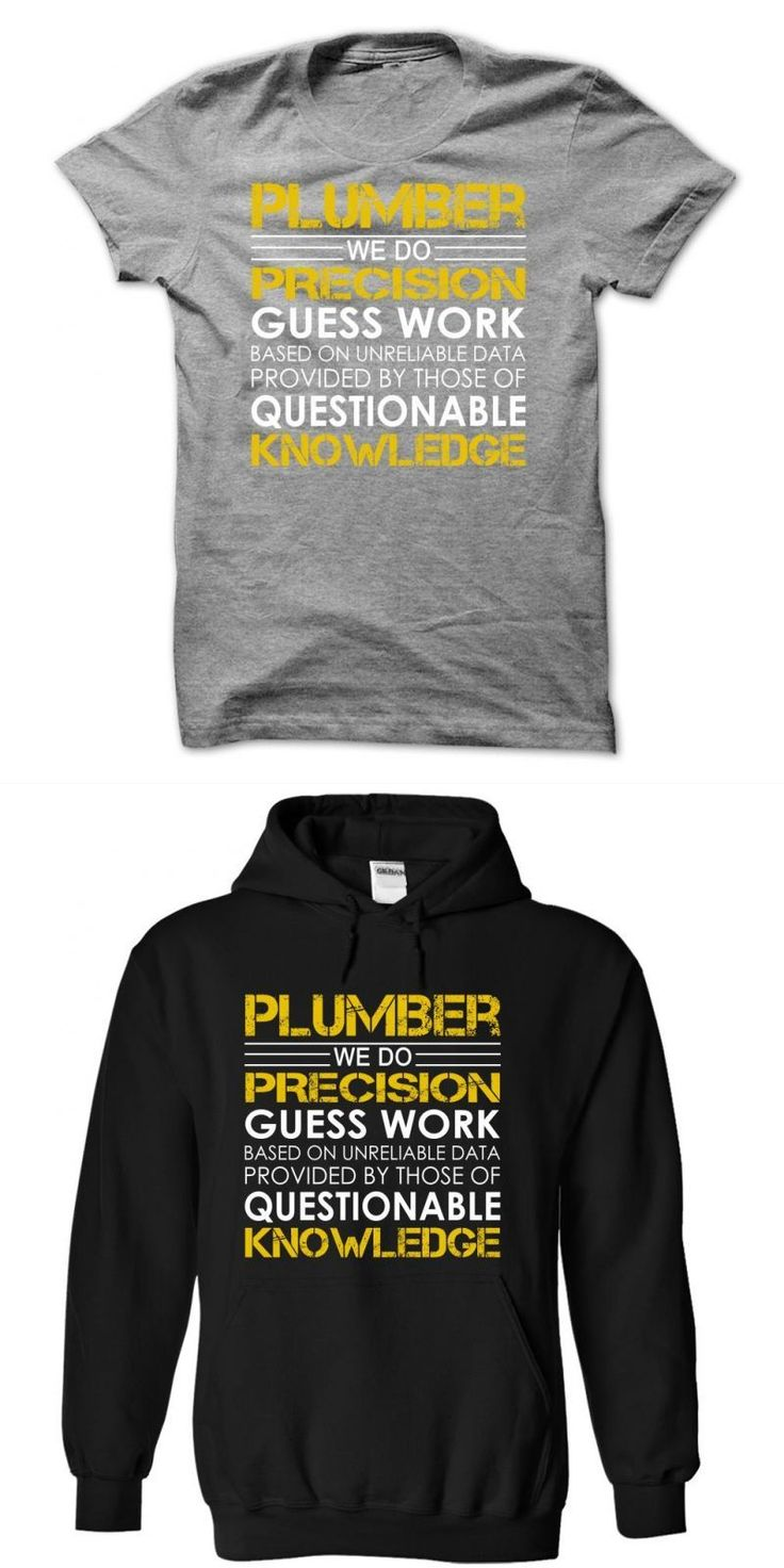Plumber Job Title Tshirts. 1. Select Color 2. Click The ADD TO CART Button 3. Select Your Preferred Size Quantity And Color 4. CHECKOUT! If You Want More Awesome Tees, You Can Use The SEARCH BOX And Find Your Favorite.  Guys Tee Hoodie Ladies Tee T-shirt Turns Plumber's Crack Into Cleavage Plumber Crack T Shirts Cleavage Plumber T Shirt Cleavage Plumbers Crack T Shirt Amazon