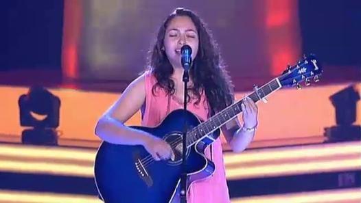 La voz kids - Ana - Valerie
