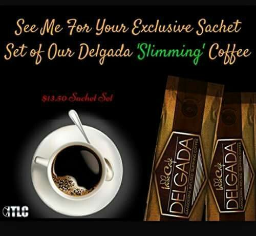 """Try #Iaso Delgada """"Slimming"""" Coffee Starter Set for just $13.50!  Lose 5 pounds in 5 days by drinking 2 cups of coffee today!!!  This is a one-time purchase! No autoship. No commitment. comment email address for invoice to purchase"""
