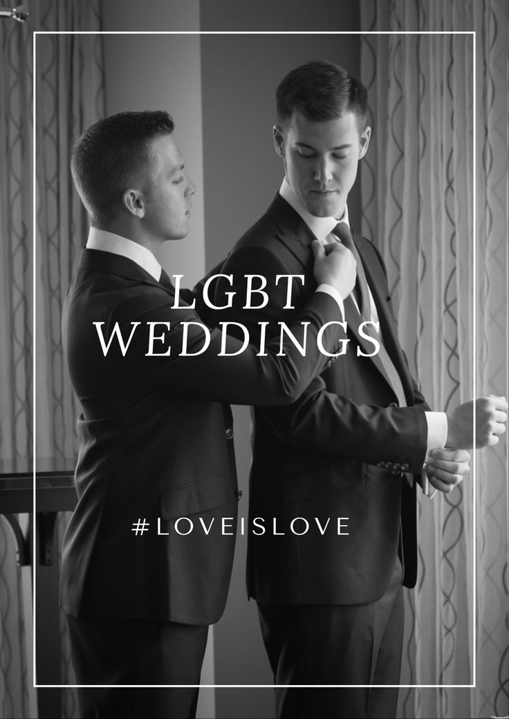 Same sex wedding inspiration! Photography by High Gravity Photography.  Love is love. LGBT wedding photography