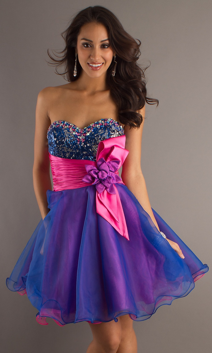 1000  images about Prom Dress Ideas on Pinterest  One shoulder ...
