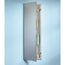 Nutone 735m34g 12x36 Medicine Cabinet Plastic Body 77