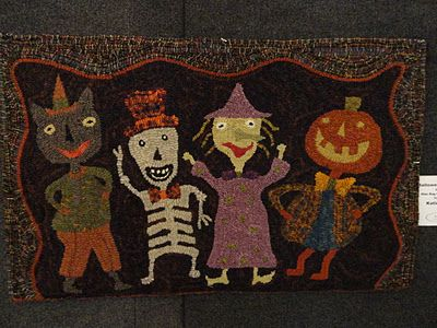 halloween 2 - Halloween Rugs
