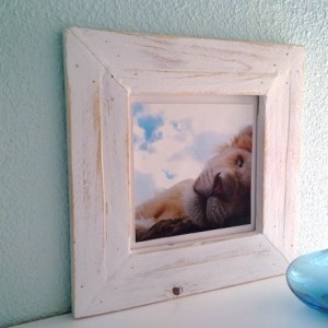 17 mejores ideas sobre espejo con efecto envejecido en - Pintar madera de blanco ...