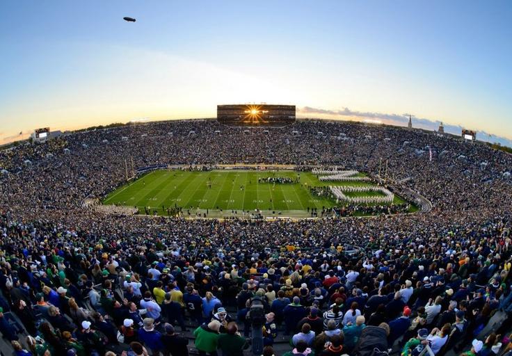 Notre Dame-Michigan, Sept. 22, 2012. (Matt Cashore/University of Notre Dame)Notre Dame Michigan,  Thatched Roof, Dame Fight, Notre Damemichigan, Irish Notredame, Dame Football, 08D Games, Football Games, Fight Irish