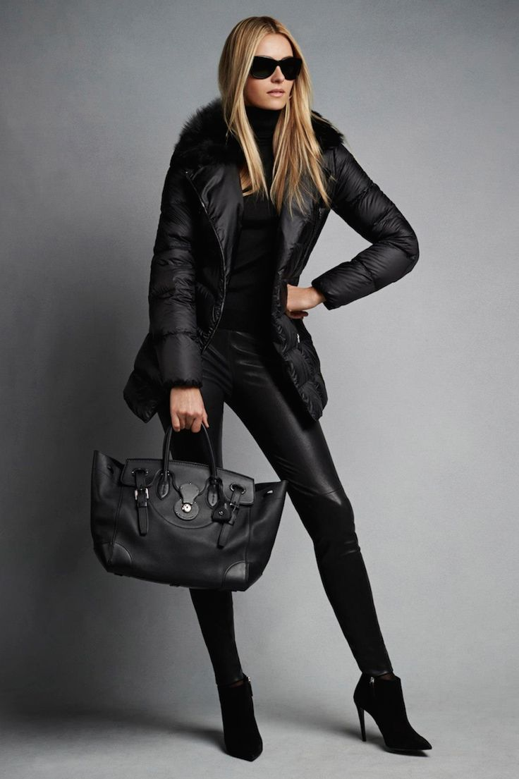 LOOKandLOVEwithLOLO: Chic Outerwear and Jackets from Ralph Lauren Black Label