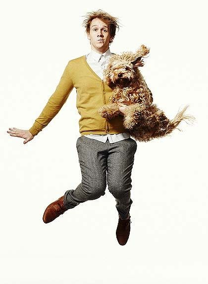 Comedian Josh Thomas tells us about his relationship with his Cavoodle, John in the latest Who's the Boss?