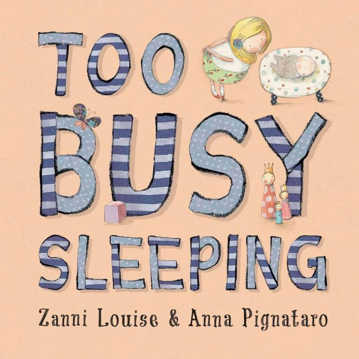 Buzz Words: Too Busy Sleeping