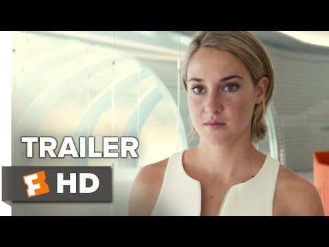 The Divergent Series: Allegiant Official Teaser Trailer #1 ...