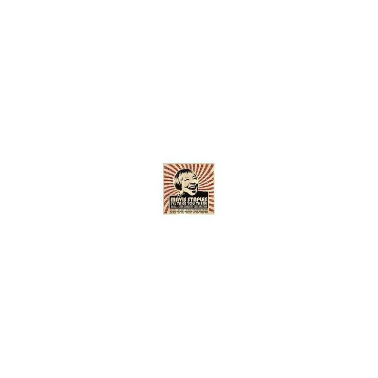 Mavis Staples - Mavis Staples:I'll Take You There An (CD)