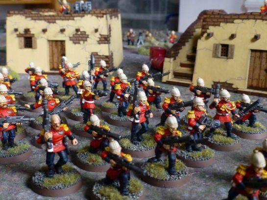 Praetorian Platoon | 40K | 40k armies, Warhammer imperial