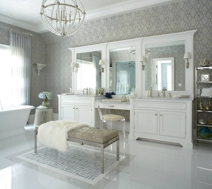 Contemporary Art Websites Very elegant bathroom