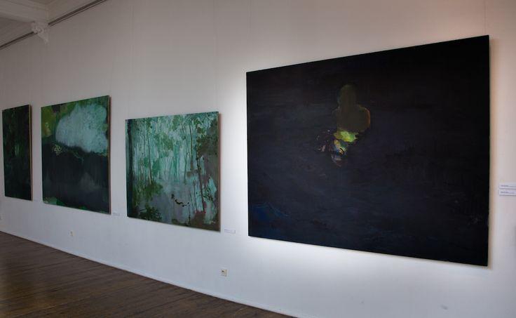 Wystawa w Łodzi, Pałac Poznańskich