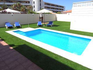 FABELACHTIGE DUPLEX C9 in Callao Salvaje, prive zwembad EN AUTO INBEGREPEN !!!