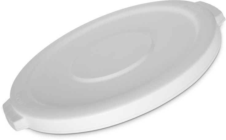 Carlisle 34101102 Waste Container Lid For 10 Gal White
