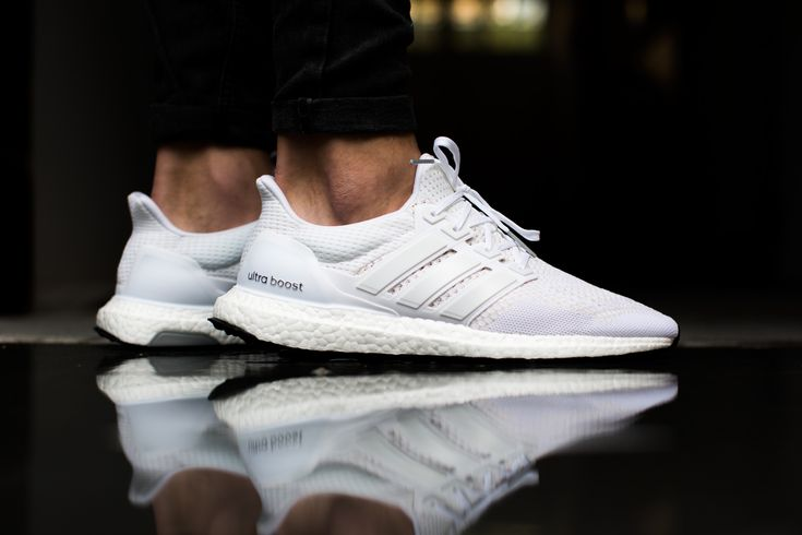 adidas ultra boost www.tint-footwear.com adidas ultra boost all white everything sneaker hype tint footwear studio munich