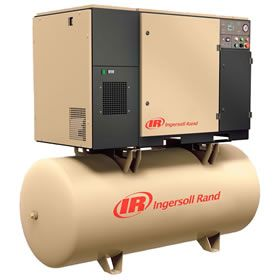 Ingersoll Rand UP6-5-125.230-3 5-HP 80-Gallon Rotary Screw Air Compressor (230V 3 Phase 125PSI) at Air Compressors Direct includes free shipping, a factory-direct discount and a tax-free guarantee.