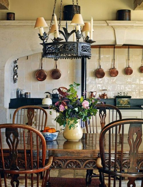 47 best country house kitchen inspiration images on for Country kitchen inspiration