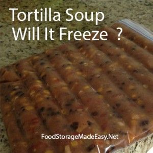 Sunday Soup: Chicken Tortilla Soup