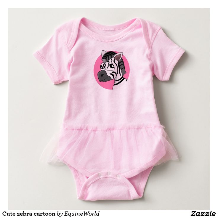 Cute zebra cartoon tee shirts