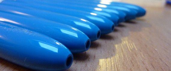 Γιατί τα καπάκια των στυλό BIC έχουν τρύπα