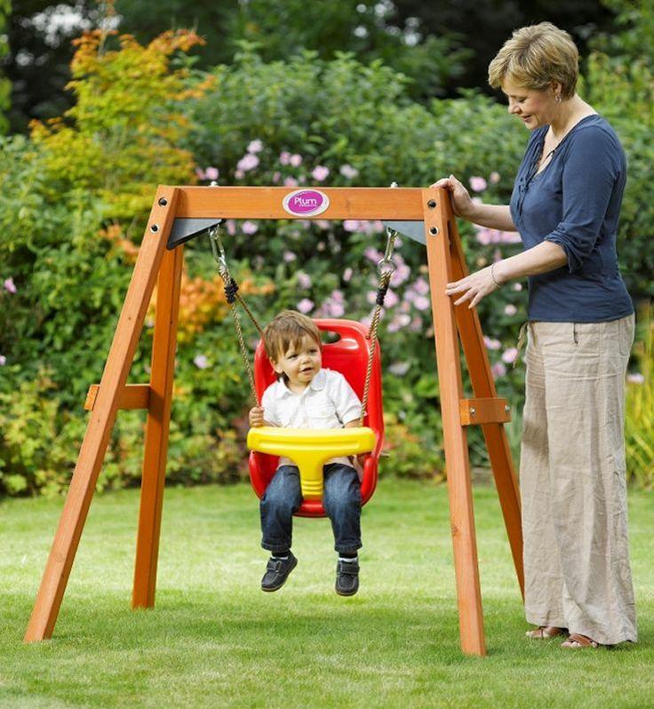 Diy Toddler Swing Frame - Archivosweb.com