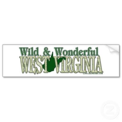 Google Image Result for http://rlv.zcache.com/west_virginia_wild_and_wonderful_2_bumper_sticker-p128416873110179191z74sk_400.jpg