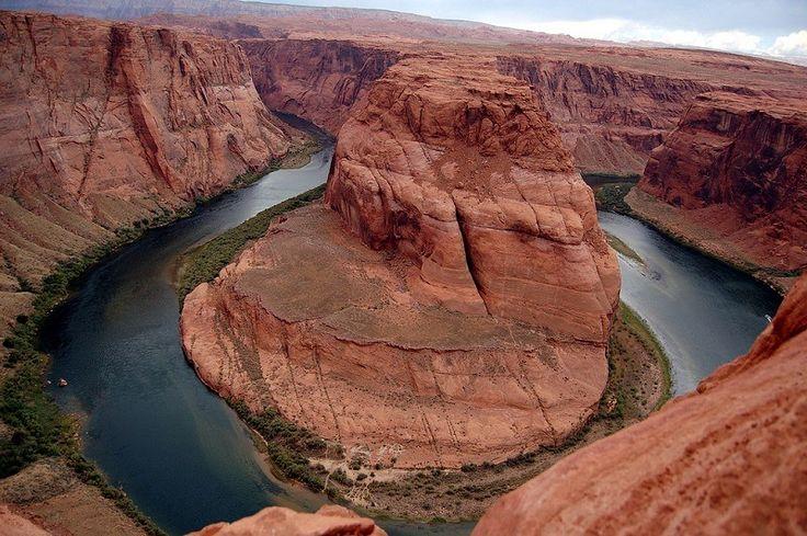 (58) Одноклассники Река Колорадо,Лошадиная подкова.