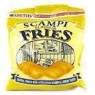 Scampi fries - the most vile smelling snack that could implicate those who look in need of a good stand up wash in the group