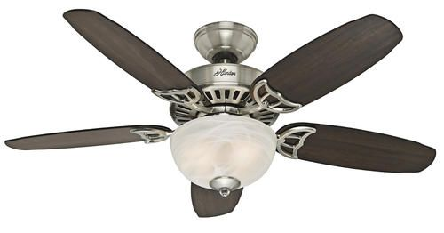 Hunter Crawford 46 In Ceiling Fan At Menards Remodeling