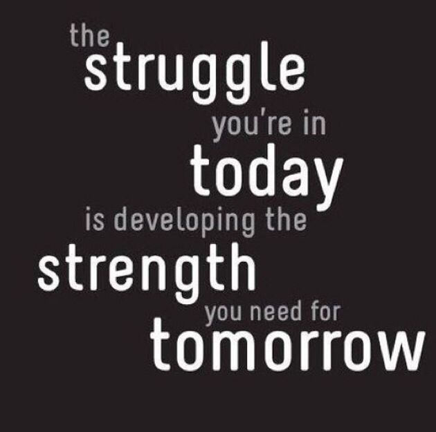 Quotes On Strength Simple 47 Best Quotes About Strength Images On Pinterest  Inspire Quotes
