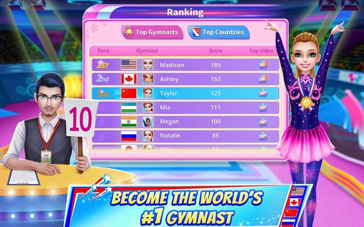Gymnastics Superstar - Get a Perfect 10! On Your Windows PC / Mac Download And Install (Gameplay) https://appscharger.com/gymnastics-superstar-get-perfect-10-windows-pc-mac-download-install-gameplay/