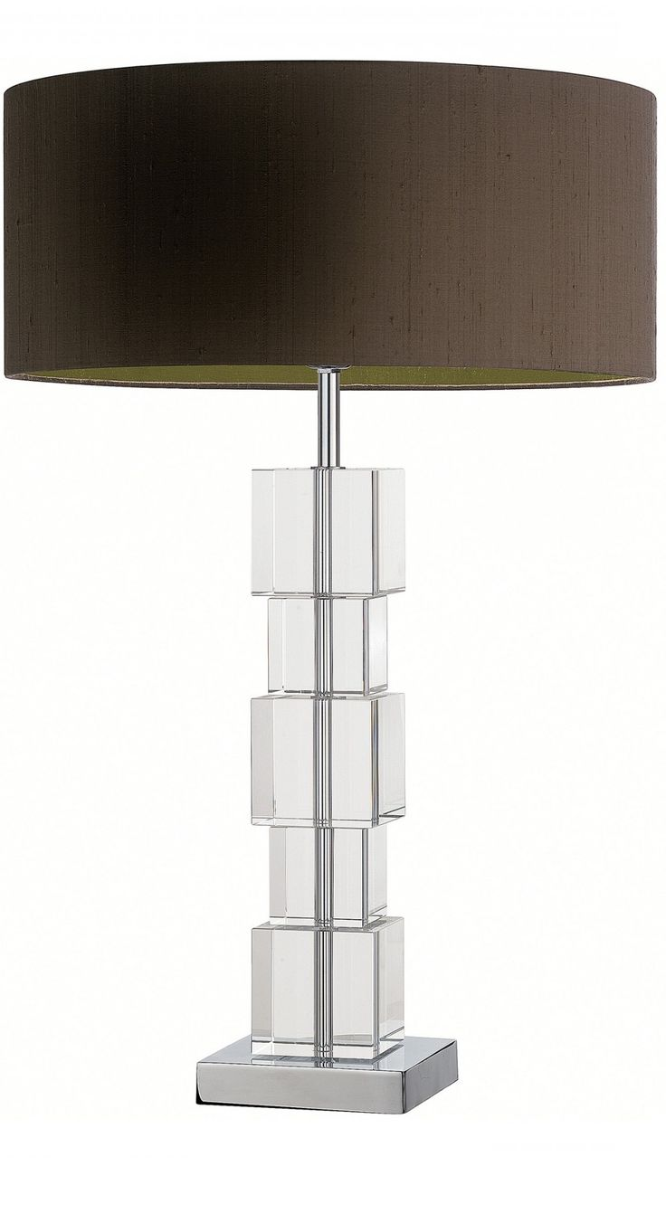 Modern table lamps for living room -  Crystal Crystal Table Lamp Table Lamps Modern Table Lamps Contemporary Table Living Room