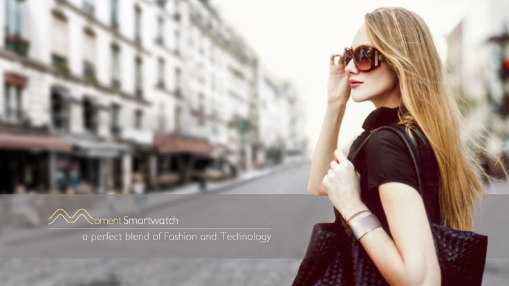 The Moment Smartwatch is more than just technology, it's fashion. It allows you to send and receive text messages and email; get notifications from social sites; screen calls and so much more without ever removing your phone from your purse. Control your music, your phones camera and your computer - all from your wrist.  You can even monitor your physical activity and set health targets. The Moment Smartwatch brings ease of control to your wrist and leaves your hands free.
