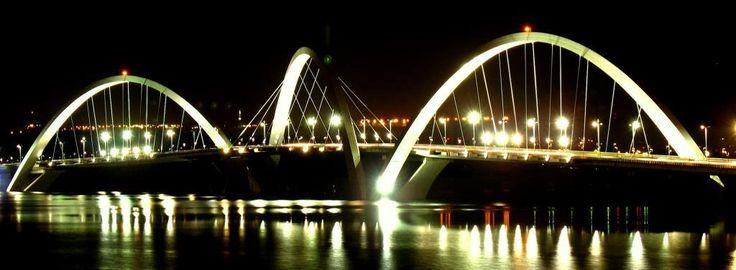 Ponte jk | Brasilia | Tripomizer Trip Planner