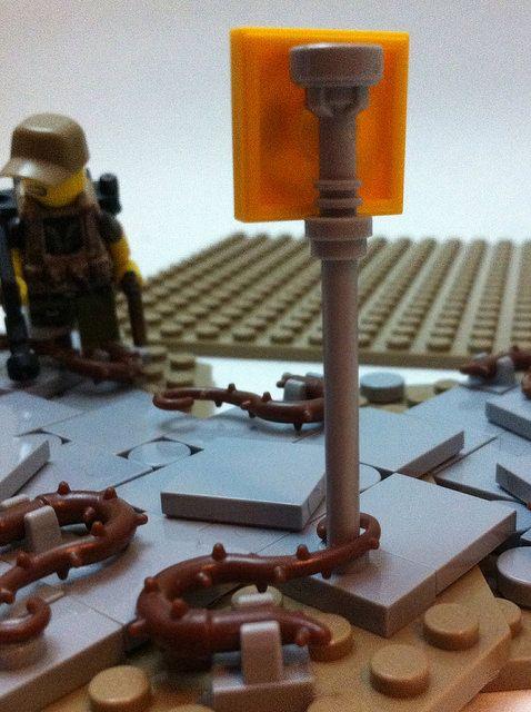 Custom LEGO Accessory - Vine Whip #lego #brickwarriors #Minifigure #vinewhip #castle #MOC